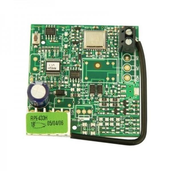 Радиоприемник 2-канальный FAAC XF 433 МГц