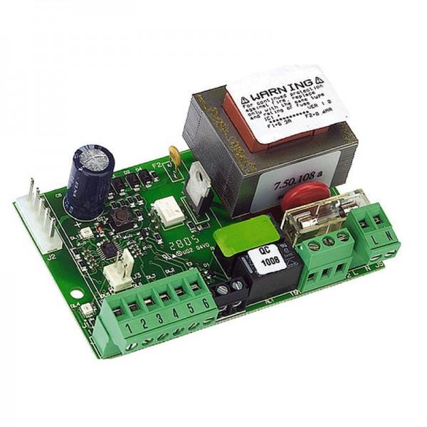 Плата управления FAAC 540 BPR для 1 мотора 230В