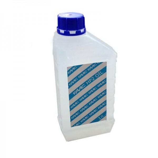 Масло гидравлическое FAAC HP 2 OIL 1 л.