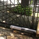 Привод для распашных ворот CAME Ati 5024