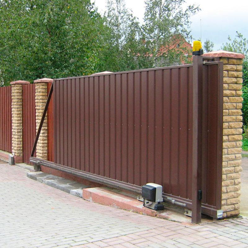 Откатные ворота 6 м москва ворота м луцьк заказати