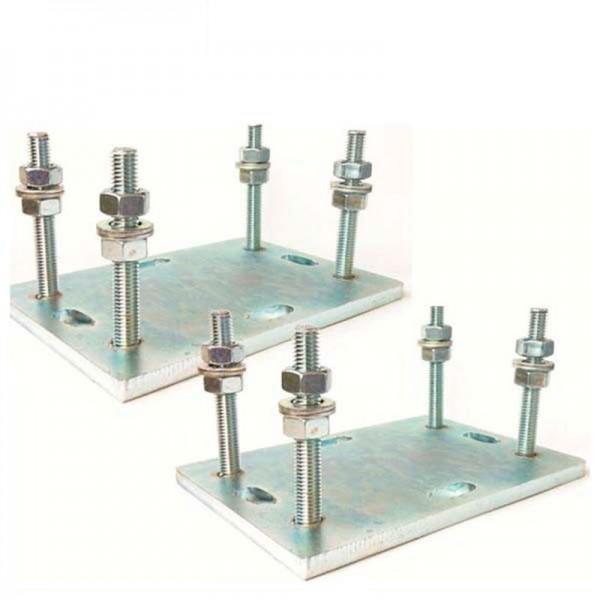 Подставка регулируемая роликовой опоры для балки 71х60х3,5