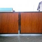 Распашные ворота DoorHan 4000x2250 мм