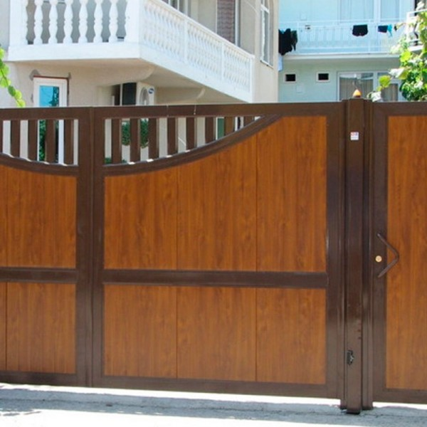 Распашные ворота DoorHan 3500x2250 мм