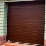 Секционные ворота DoorHan RSD01 2200x1800 мм