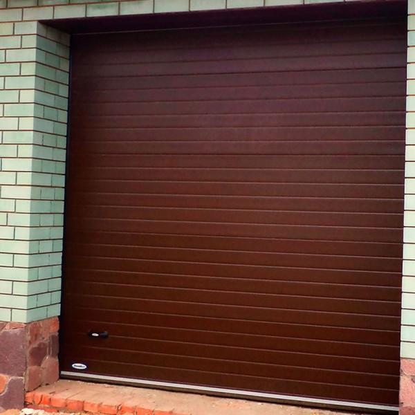 Секционные ворота DoorHan RSD01 2000x2200 мм
