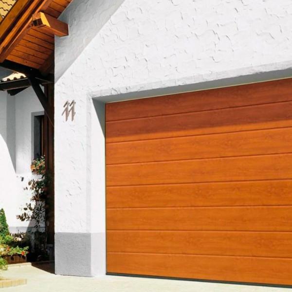 Секционные ворота DoorHan RSD01 2000x2600 мм