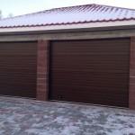 Секционные ворота DoorHan RSD01 2200x2200 мм